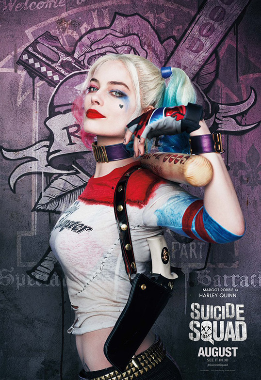 Suicide Squad Task Force X Posters Harley Quinn SpicyPulp