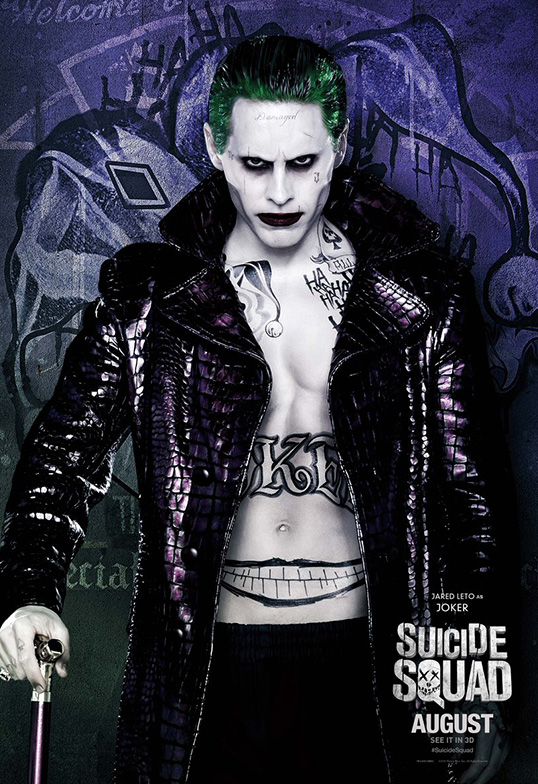 Suicide Squad Task Force X Posters Joker SpicyPulp