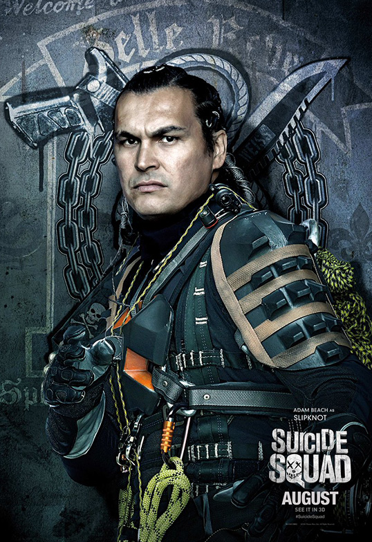 Suicide Squad Task Force X Posters Slipknot SpicyPulp