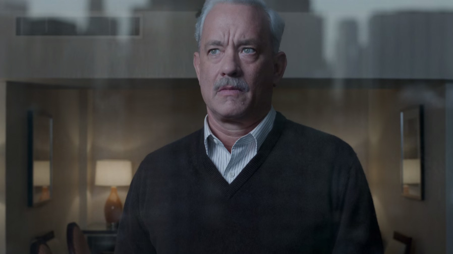 Tom Hanks portrays the man behind the hero in 'Sully'