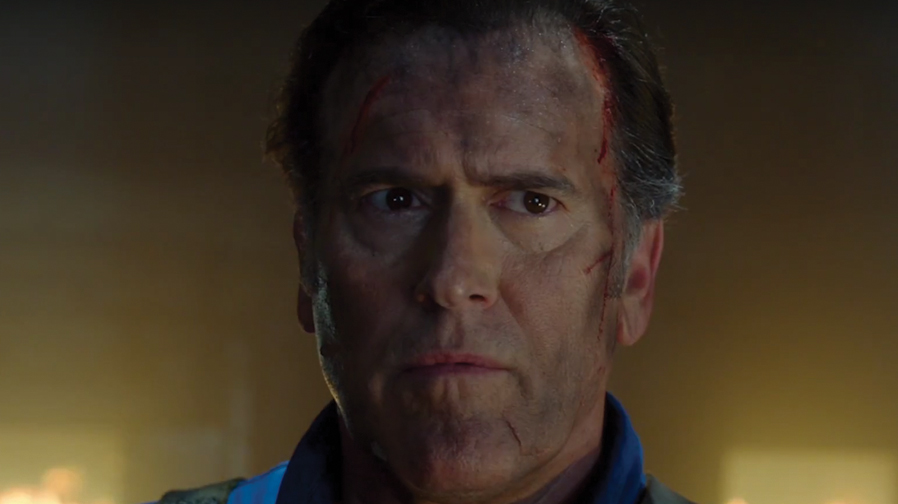 Bruce Campbell has more deadites to slay in 'Ash vs Evil Dead' season two