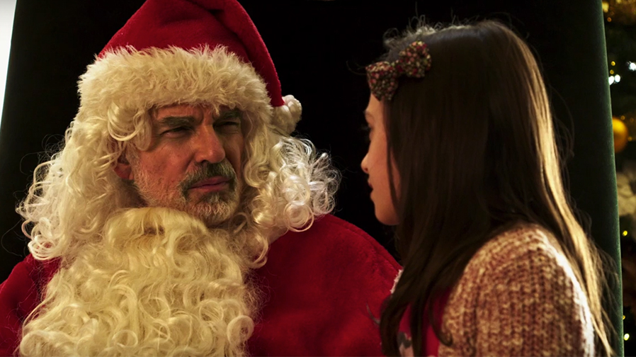 Christmas will never be the same again after 'Bad Santa 2'