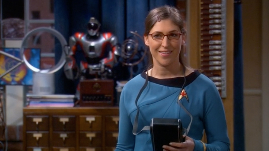 Geekness Day TV Geeks Amy Farrah Fowler SpicyPulp