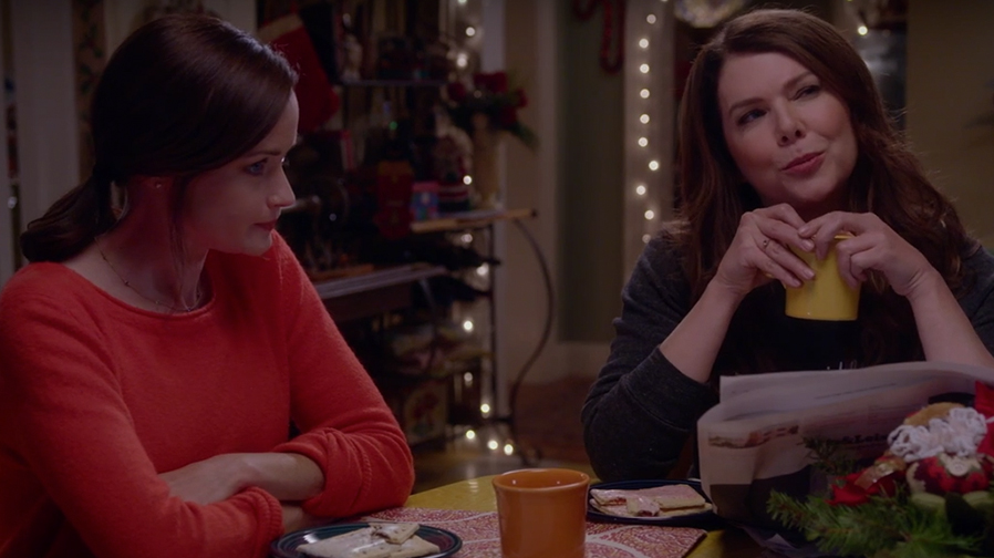 'Gilmore Girls: A Year In The Life' teaser name checks Amy Schumer