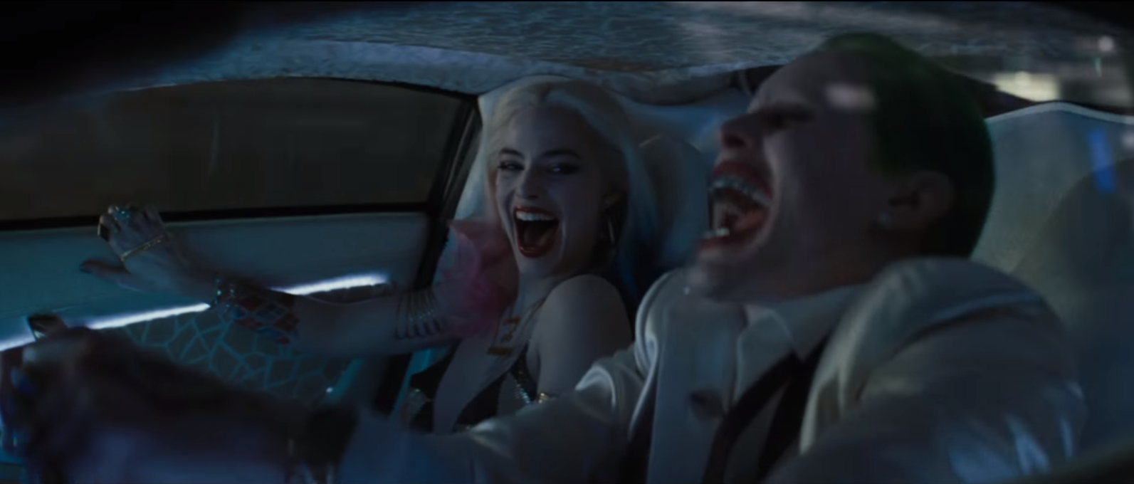 New Harley Quinn video ups the ante for 'Suicide Squad'
