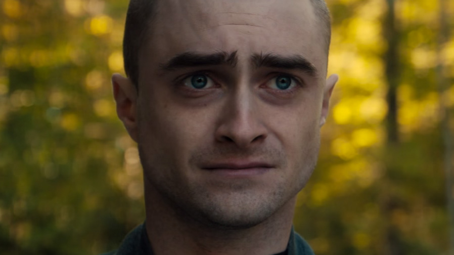 Daniel Radcliffe goes undercover as a Neo-Nazi in 'Imperium'