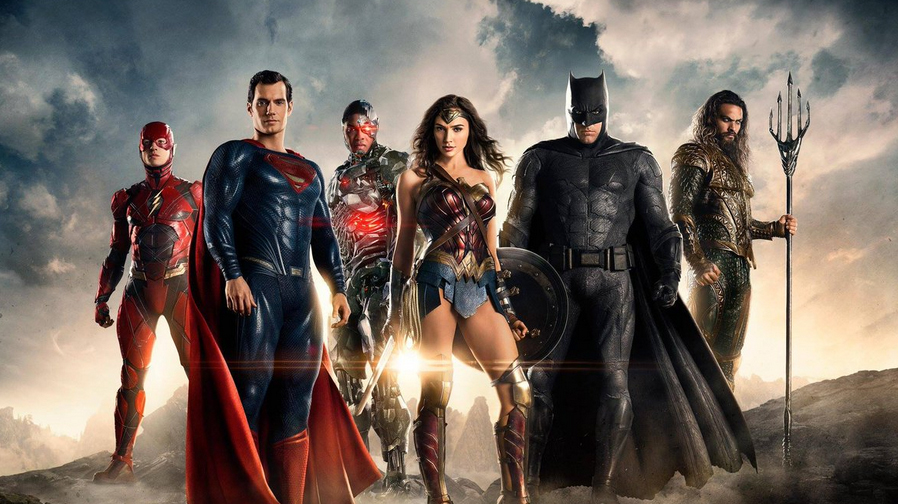 SDCC 2016: Here's your first look at the 'Justice League' movie