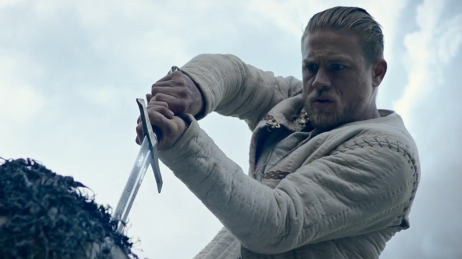 SDCC 2016: A hero will rise in the first trailer for 'King Arthur: Legend of the Sword'