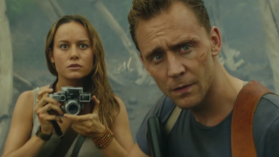 SDCC 2016: 'Kong: Skull Island' trailer promises a terrifying monster