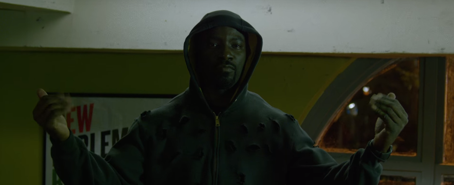 SDCC 2016: Official 'Luke Cage' teaser released by Netflix