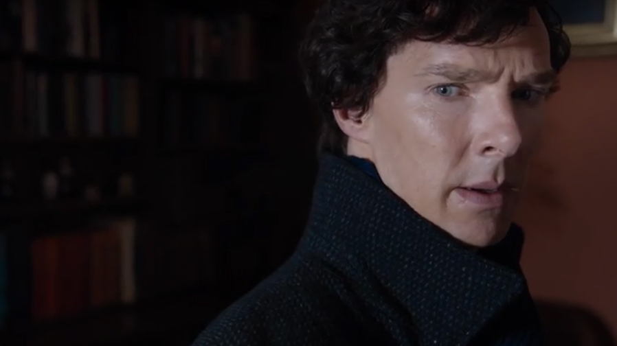 SDCC 2016: There's an intriguing darkness to the 'Sherlock' season four teaser