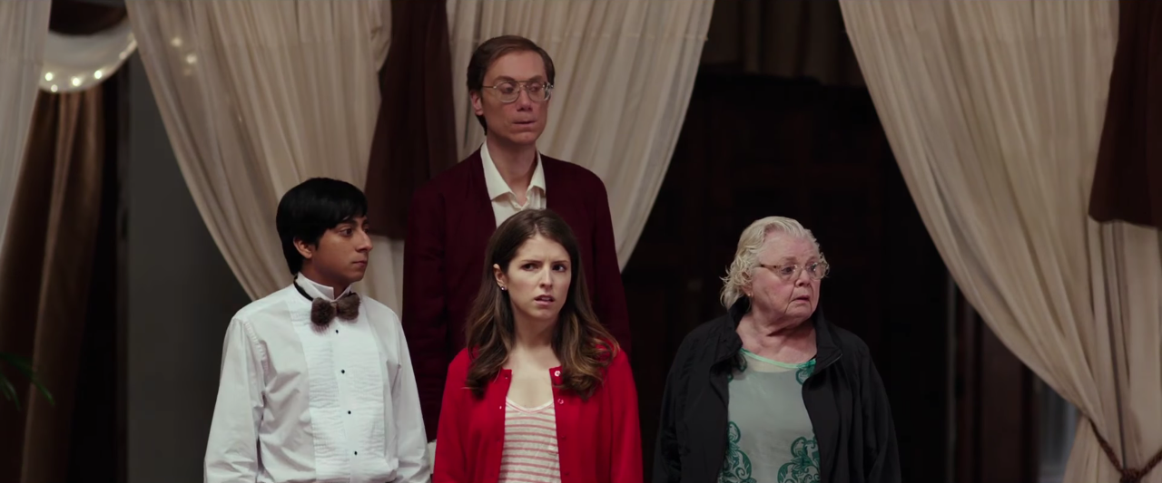 Anna Kendrick is the ultimate underdog in 'Table 19' trailer