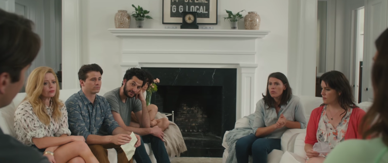 Clea DuVall marks her directorial debut with 'The Intervention'