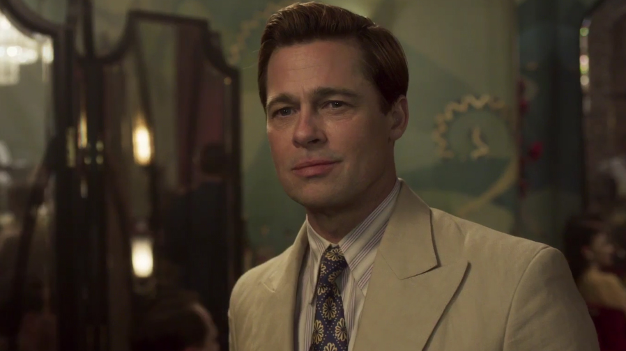 Brad Pitt and Marion Cotillard play a dangerous game in 'Allied'