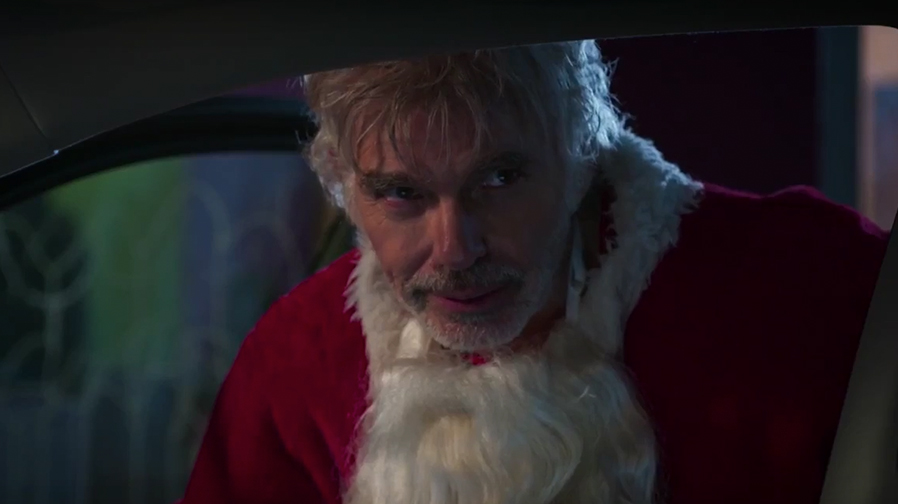 Get ready for a raunchy festive season with the 'Bad Santa 2' redband trailer