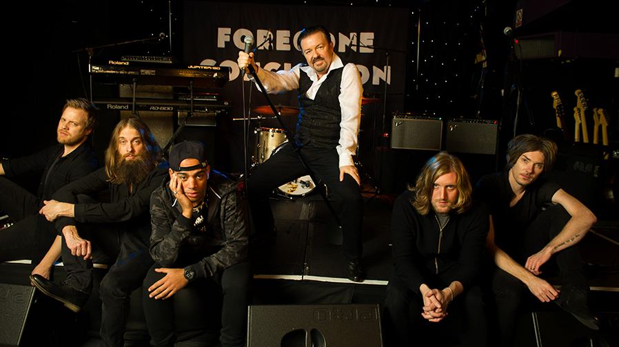 'David Brent: Life on the Road' – Review