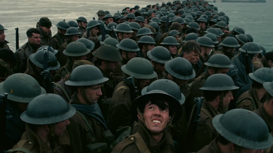 'Dunkirk' teaser throws audiences into the heart of war