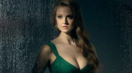 Set your eyes on Gotham's new Poison Ivy