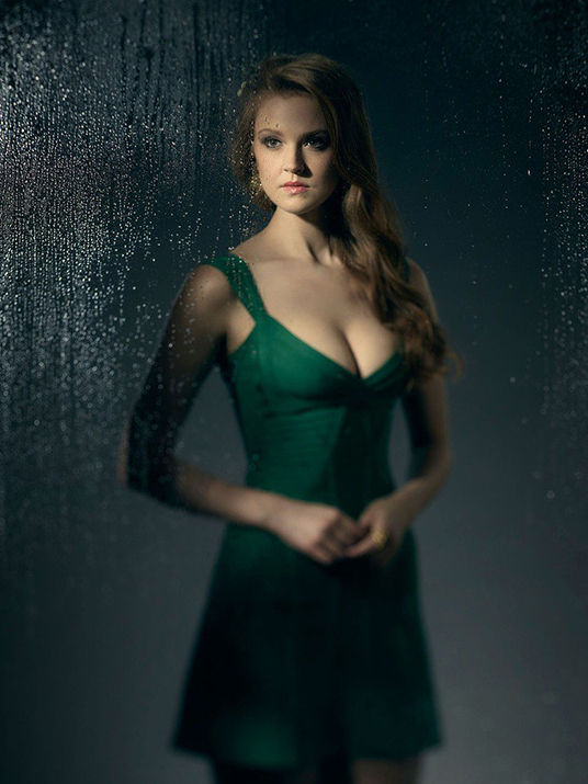 Gotham Poison Ivy Maggie Geha SpicyPulp