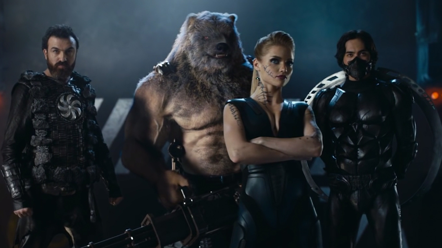 Check out the insanity of Russian superheroes in 'Guardians'