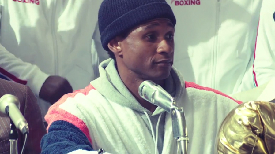 Usher channels 'Sugar' Ray Leonard in 'Hands of Stone'
