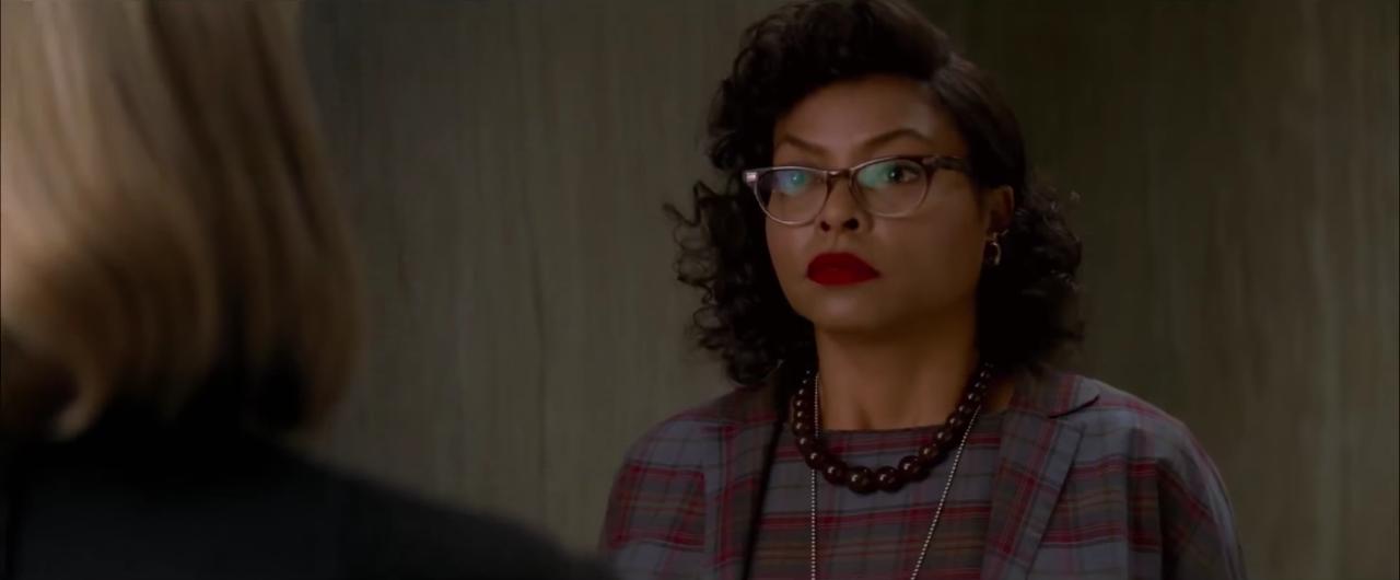 Taraji P. Henson shines in first trailer for 'Hidden Figures'