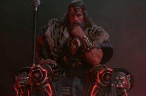 Legend of Conan Arnold Schwarzenegger SpicyPulp
