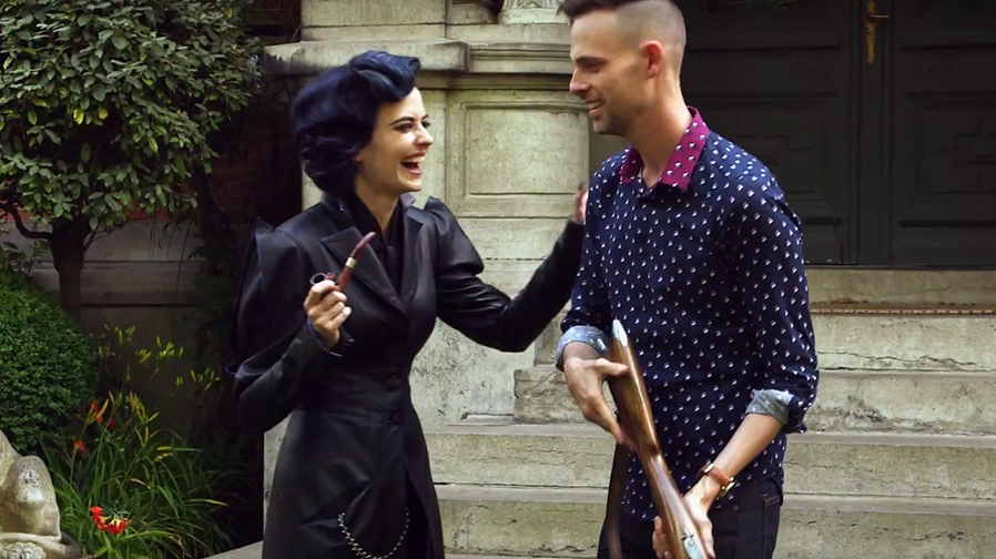 Take a tour of 'Miss Peregrine's Home for Peculiar Children' with author Ransom Riggs