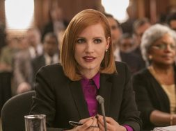 Miss Sloane Jessica Chastain First Look SpicyPulp