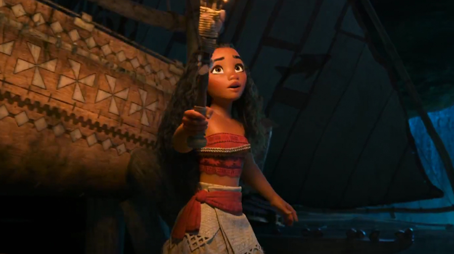 Check out the 'Moana' Olympics TV spot