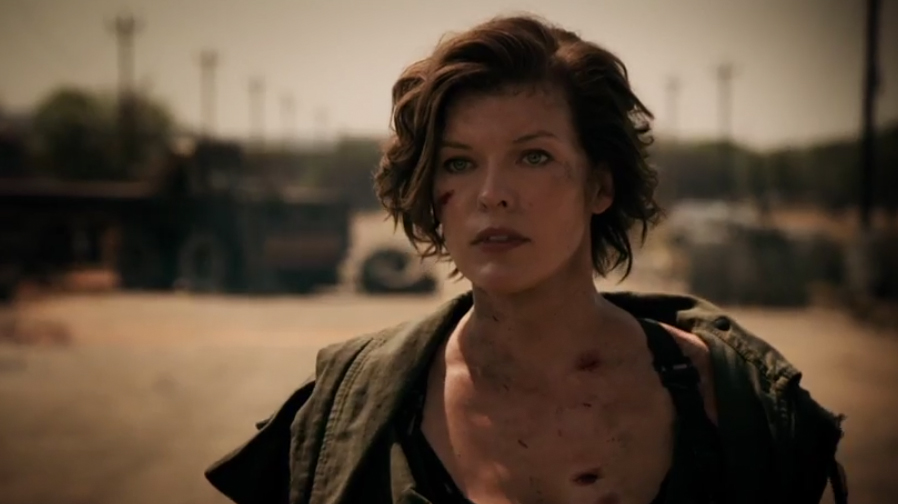 Milla Jovovich fights the good fight in 'Resident Evil: The Final Chapter'