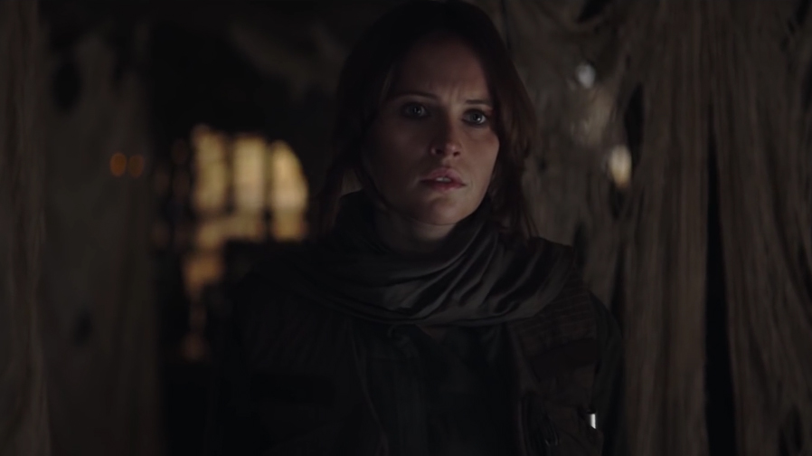 The Rebel Alliance wage war in new trailer for 'Star Wars: Rogue One'