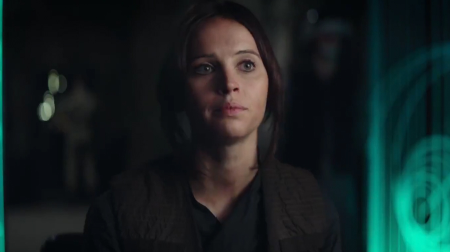Hope begins with rebellion in 'Star Wars: Rogue One' TV spot