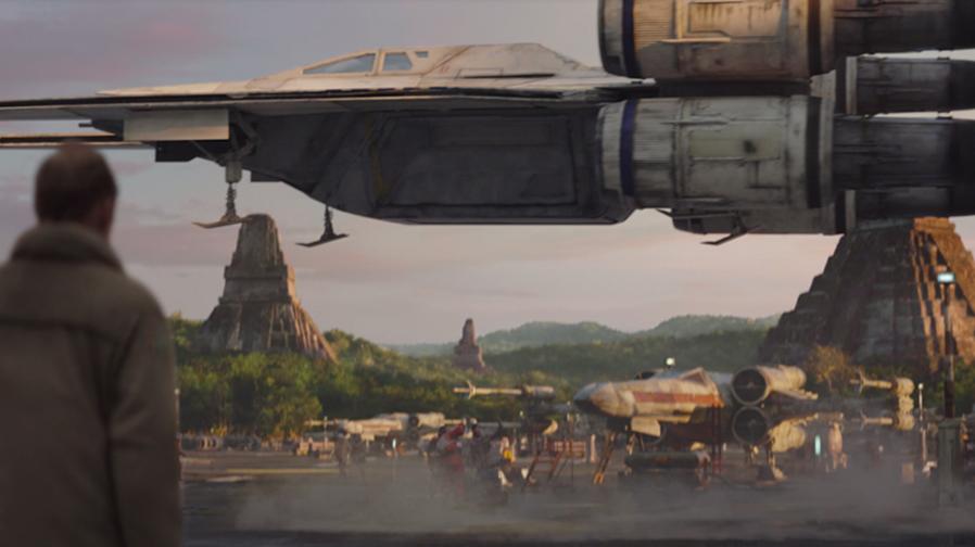 Star Wars Rogue One U Wing SpicyPulp