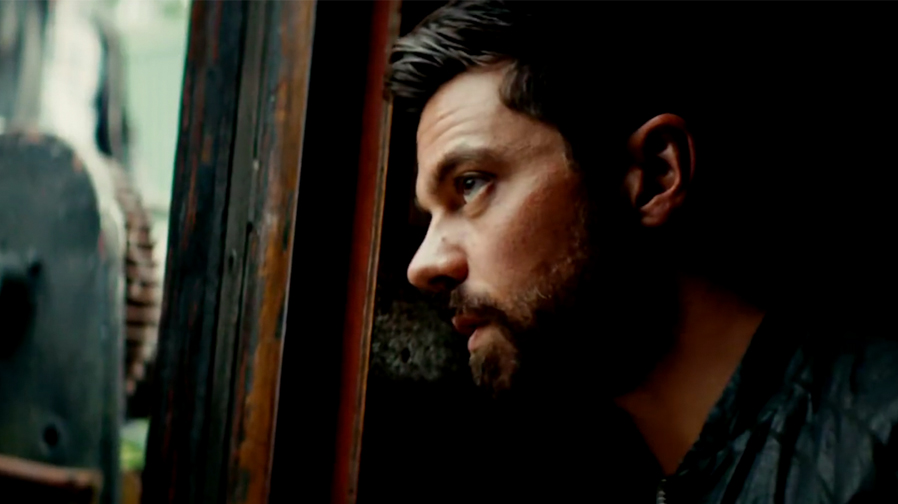 Dominic Cooper jumps into action in first trailer for 'Stratton'