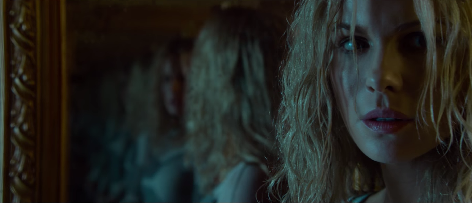 Kate Beckinsale gives a convincingly frightened performance in 'The Disappointments Room' trailer