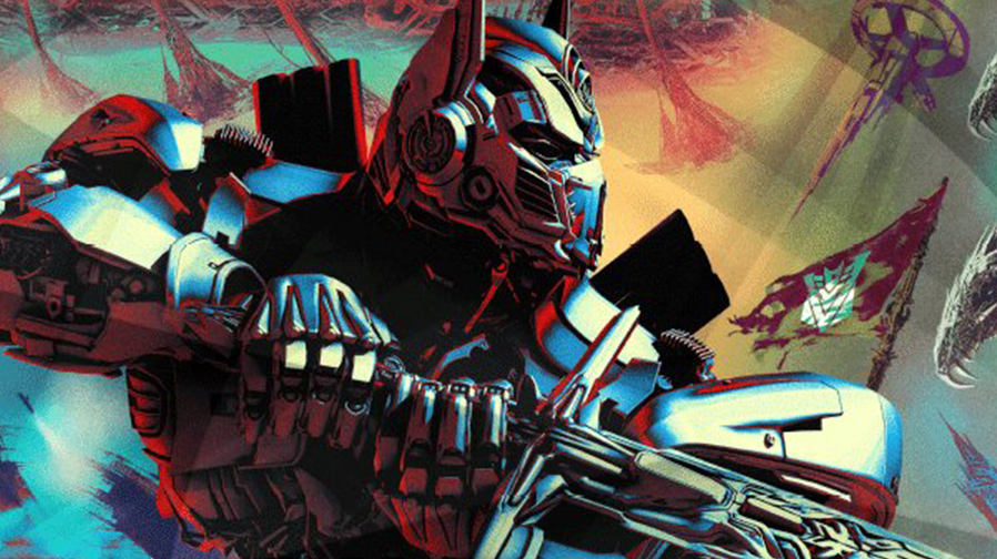 'Transformers: The Last Knight' releases stylish new banner