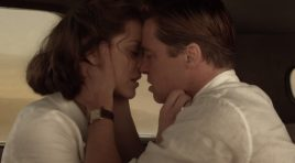 Love and secrets threaten Brad Pitt and Marion Cotillard in 'Allied'