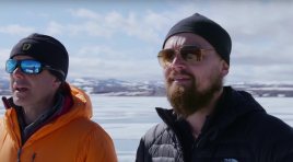 'Before the Flood' trailer sees Leonardo DiCaprio exploring the effects of global warming