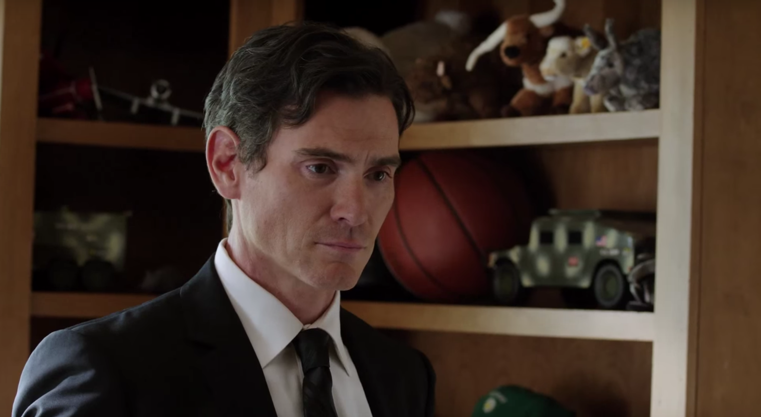 Billy Crudup could play Barry Allen's father in standalone Flash film