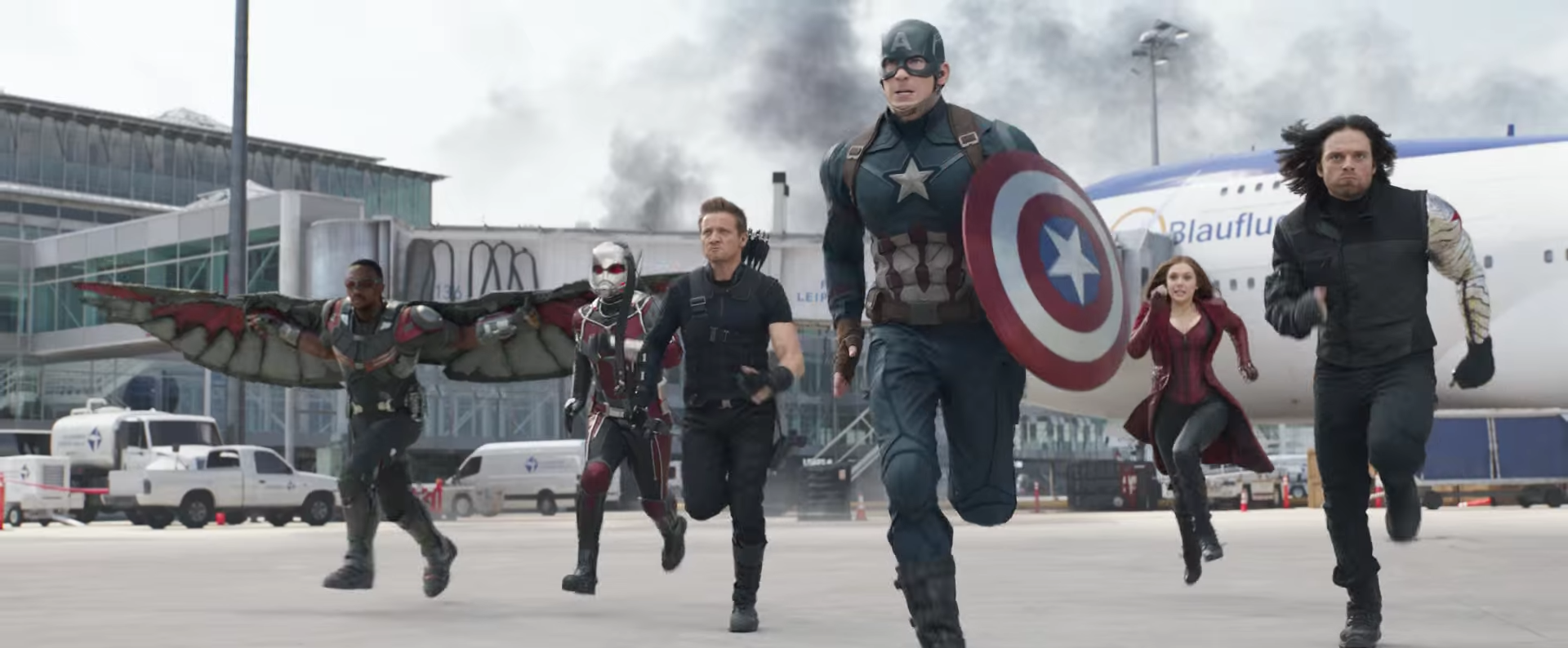 Kevin Feige and Russo Brothers revealed why the all of the Avengers survived 'Civil War'