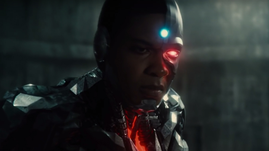 Ray Fisher gets shredded as Cyborg