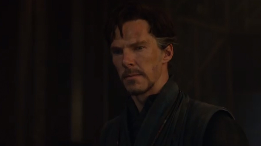 'Doctor Strange' TV spot invites audiences inside the mystical arts