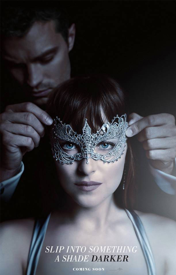 Fifty Shades Darker Poster SpicyPulp