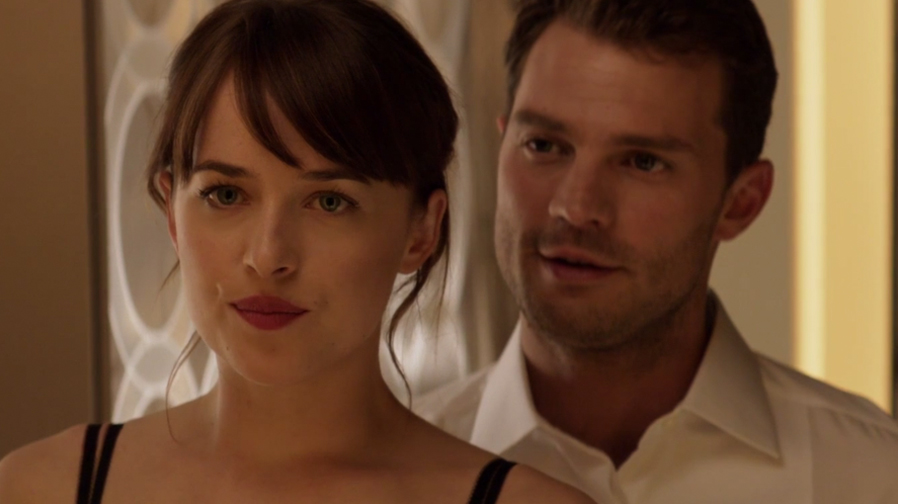 'Fifty Shades Darker' teaser and poster promises more sultry moments