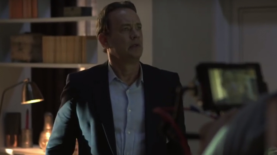 Tom Hanks steps into the fire in new featurette for 'Inferno'
