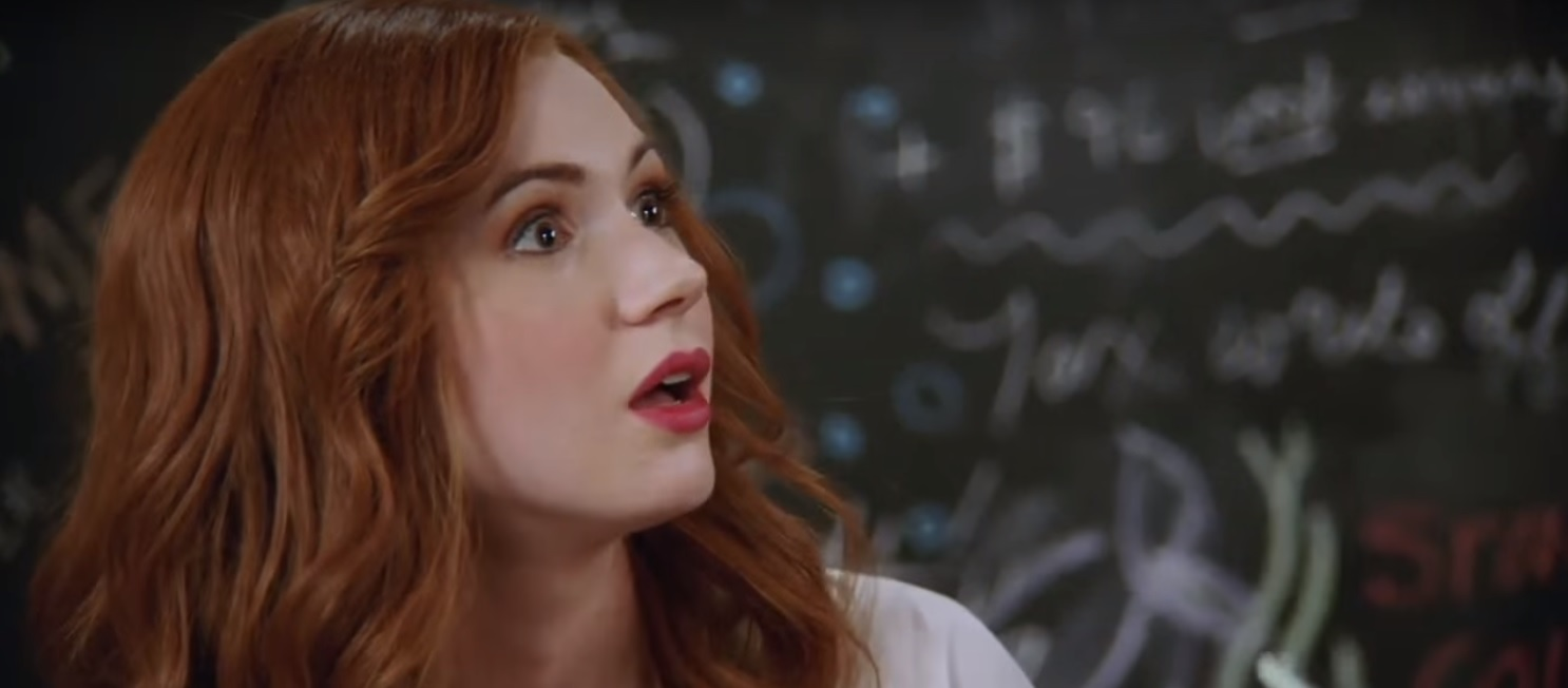 'Jumanji' adds Karen Gillan to its star-studded cast