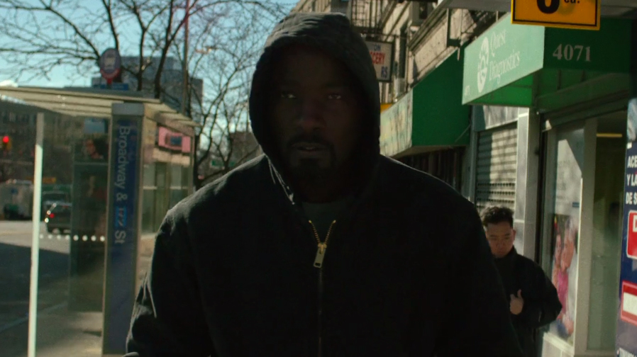 Check out 'Luke Cage's hip-hop flavour