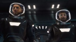 Jennifer Lawrence and Chris Pratt head to the edge of the universe in 'Passengers'