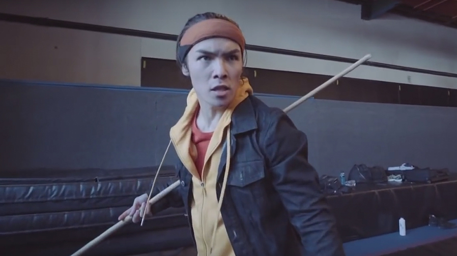 Ryan Potter channels his passion for Tim Drake's Robin